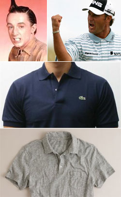 Ask the MB: Polo Shirt Buttoning Policy