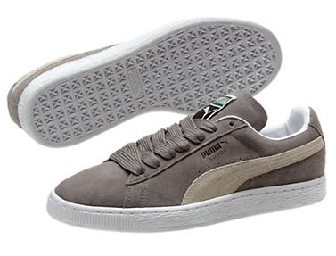 Puma Suede Classic Sneakers. Don't buy size 13. via Lord and Taylor (!), $64.95