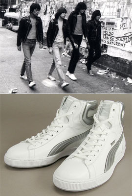 Ask the MB: Puma High Tops With Black Pants