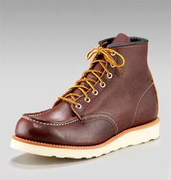 Red Wing Classic Work Boot via Berdorf Goodman, $230.00