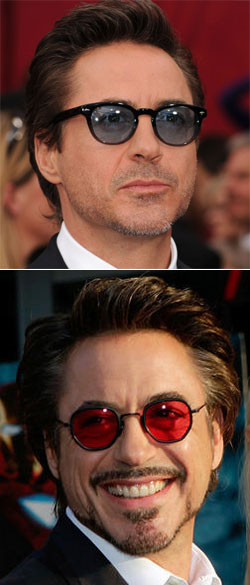 Robert Downey Jr. Goatee Advisory System Shifts from 'Guarded' to 'Severe'