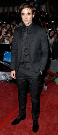 Robert Pattinson: Fashion Victim