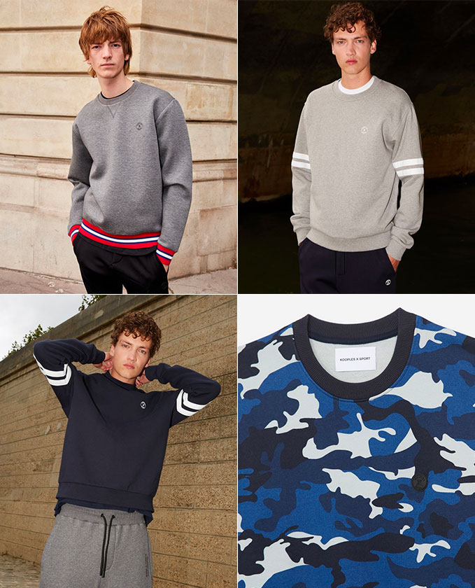 MB Deal of the Week: The Kooples Stay-at-Home Sweatshirts