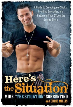 Tip the MB: 'The Situation' Wrote a Book, Dawg