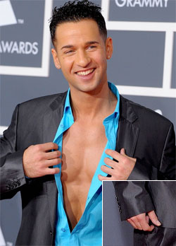 'The Situation' Shines at Grammys. Literally.