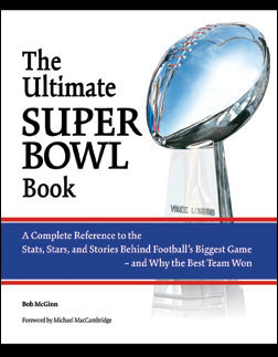 MB Holiday Gift Guide Preview: <em>The Ultimate Super Bowl Book</em>
