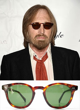 Ask the MB: Tom Petty's Sunglasses (and Scarf)