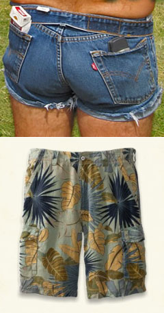 Ask the MB: Tommy Bahama Shorts