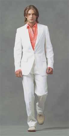 Ask the MB: White Cotton Suit Timing