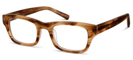 Warby Parker Huxley in Light Tortoise via Warby Parker, $95.00
