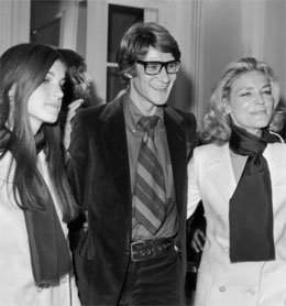 Yves Saint Laurent -- 1936-2008